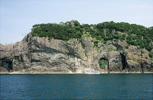 Nokogirimisaki & Asahi Cave
