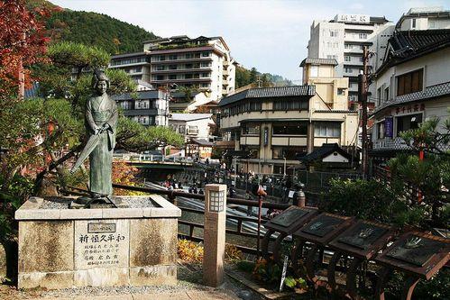 Yumechiyo Statue