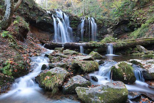 Sarubo Waterfall